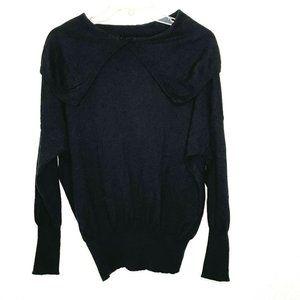 Vintage Courreges Paris Wool Blend Sweater